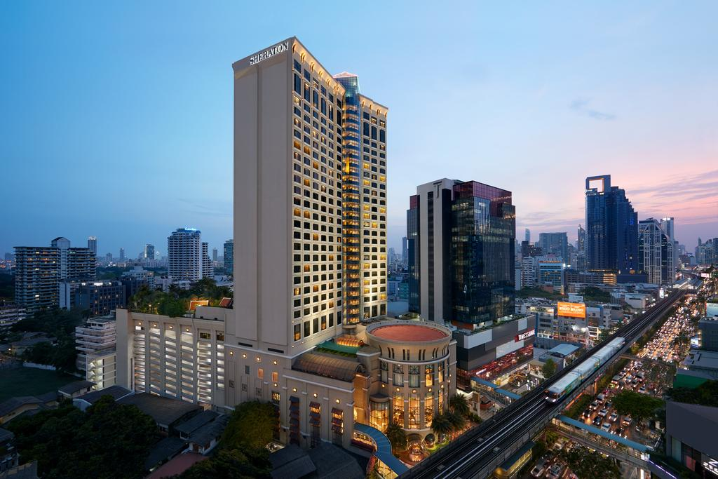 SHERATON GRANDE SUKHUMVIT  Luxury Colllection